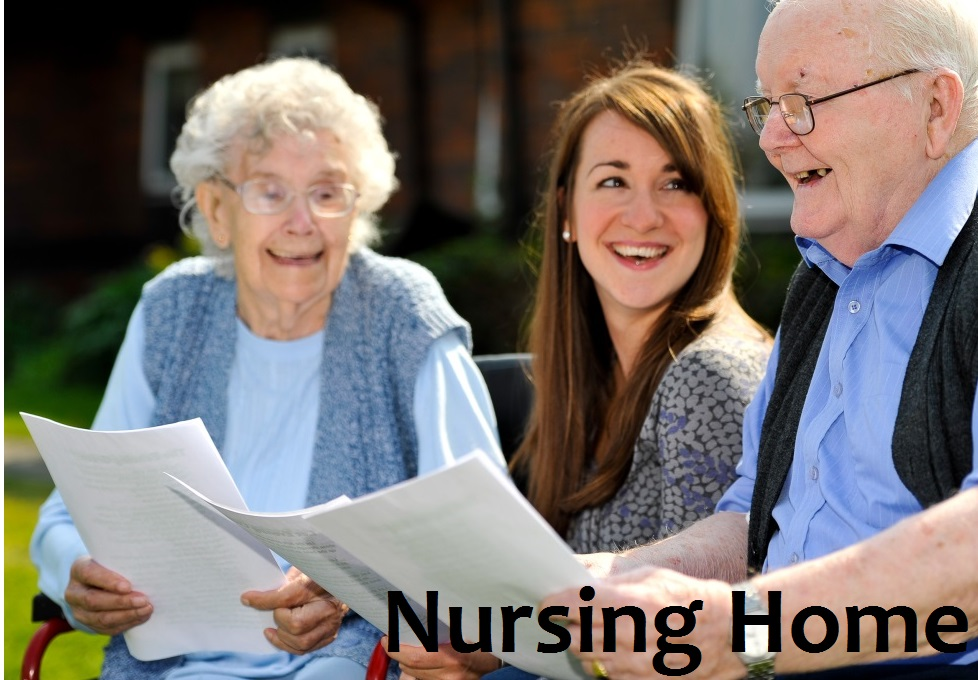volunteering nursing home essay