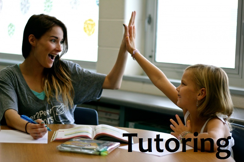 Volunteer tutoring